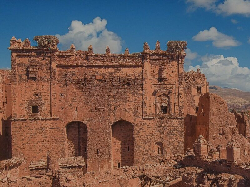 Marrakech Sahara Tours - Day trip to Ait Benhaddou and kasbah Telouet 03